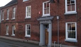 Edgbaston House as it was