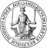Henry III seal