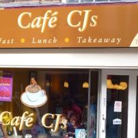 Cafe CJ's