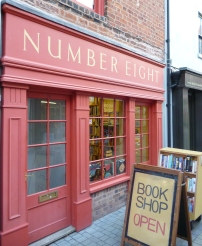 Number Eight Books