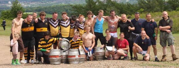 barrel race group