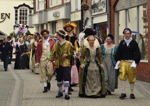 duke street procession