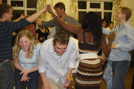 Ceilidh at Wrockwardine
