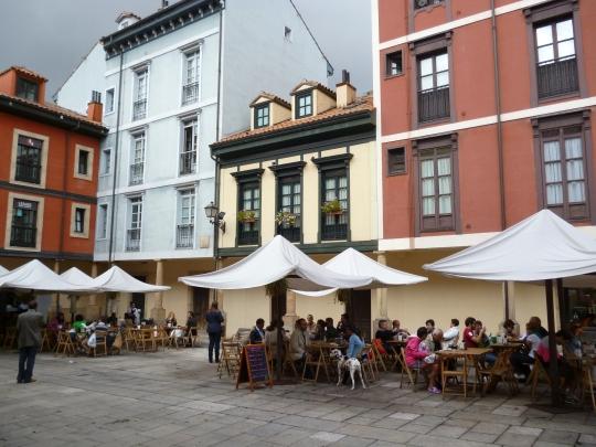 Oviedo cafe