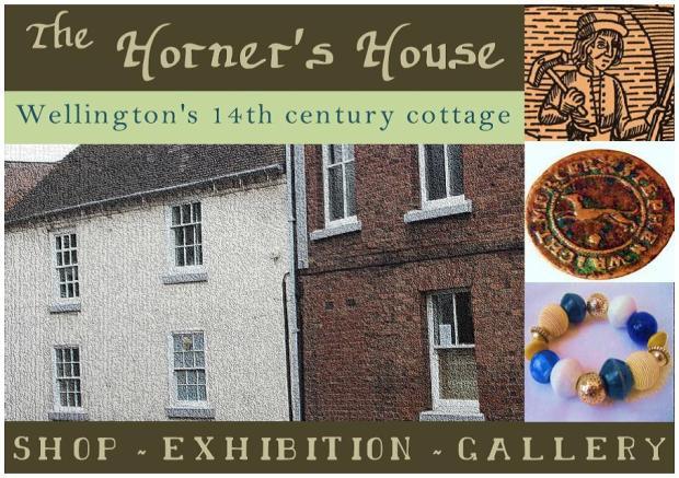Horners postcard