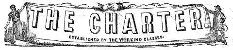 Chartist banner