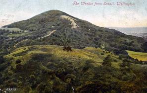 Wrekin postcard 1