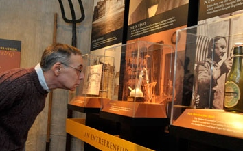 The Museum of The Wrekin brings a steady stream of visitors