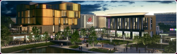 Here's what's coming to Telford Centre
