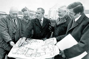 Lord Northfield and his Telford planners