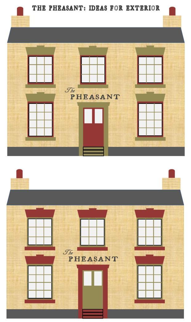 Pheasant exterior_snap