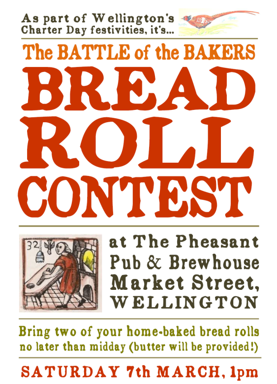 Bread Roll poster