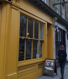 yellow shop